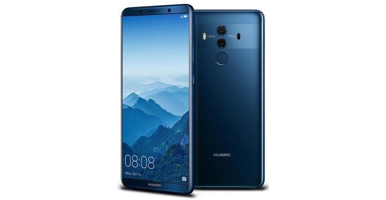 Huawei Mate 10 Pro top 5 mẫu Smartphone có camera tốt nhất