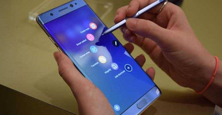 Galaxy Note8 top 5 mẫu Smartphone có camera tốt nhất