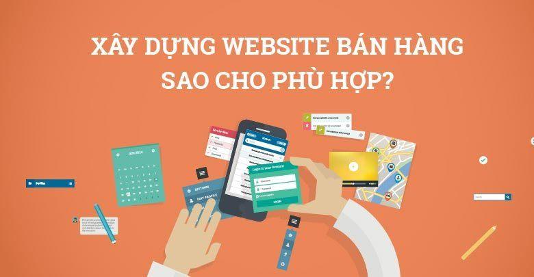 Chiến Lược Marketing Online: Xây dựng website bán hàng