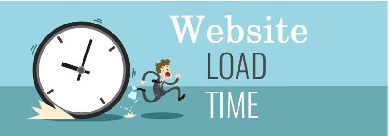 Tốc độ load website