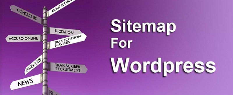 Tạo sitemap cho wordpress