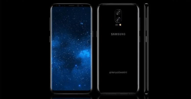 Điện thoại tràn viền Samsung Galaxy Note 8