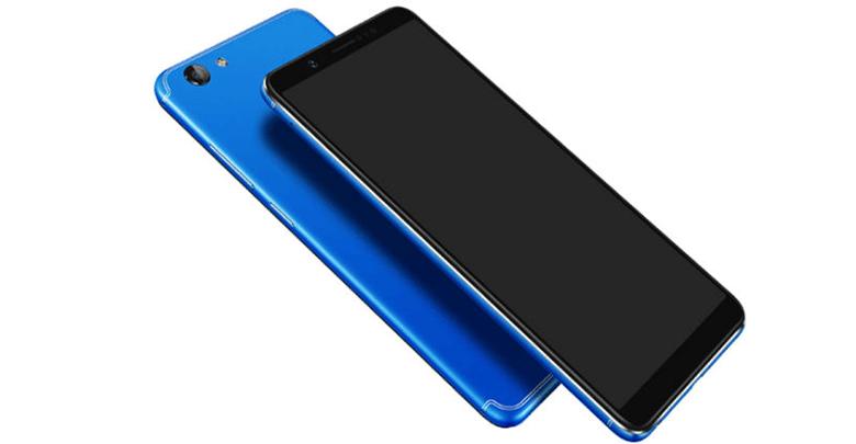 Điện thoại tràn viền Vivo V7