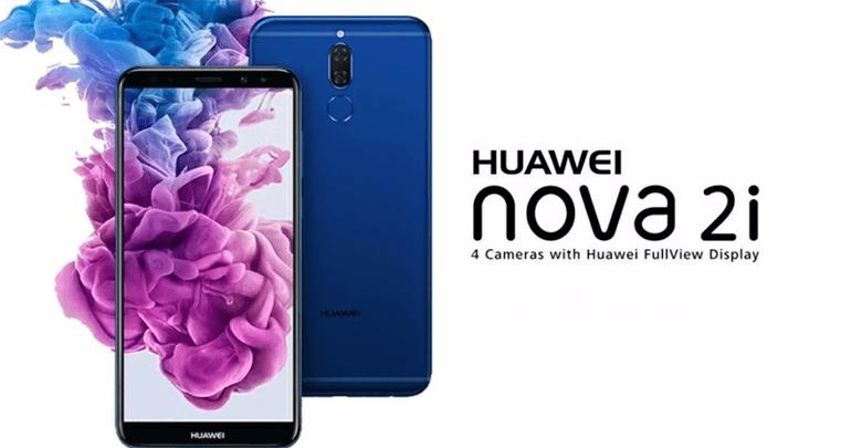 Điện thoại tràn viền HUAWEI Nova 2i