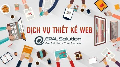 Dịch Vụ Thiết Kế Webstile Của Epal Solution