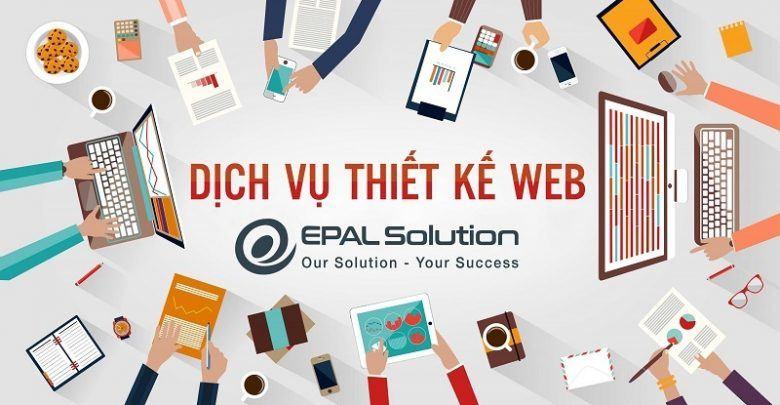 công ty thiết kế web Epal Solution