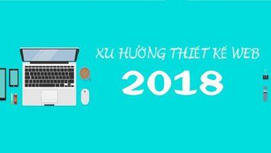 Photo of Xu Hướng Thiết Kế Web Thương Mại Điện Tử Hiện Nay