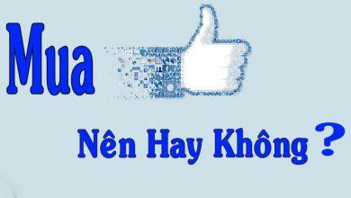 Photo of Mua Like Facebook Nên Hay Không?