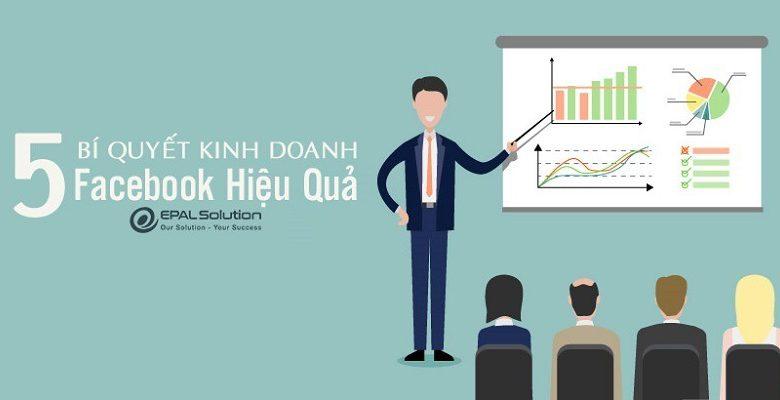 Bí quyết kinh doanh hiệu quả