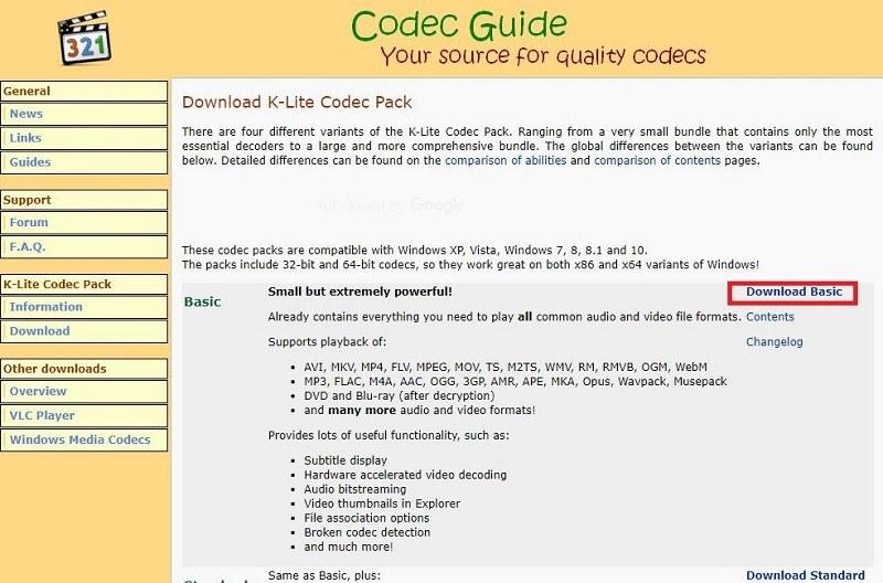 Hướng Dẫn Cách Cài K-Lite Codec Pack - Blog Epal