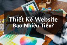 Thiết Kế Website Bao Nhiêu Tiền