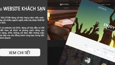 Top 3 Mẫu Website Khách Sạn Đẹp Và Chuyên Nghiệp