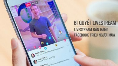 Bí Quyết Live Stream Bán Hàng Facebook Triệu Người Mua