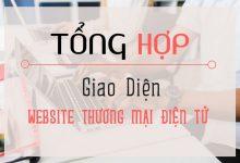 Photo of Tổng Hợp Các Mẫu Website Thương Mại Điện Tử Đẹp