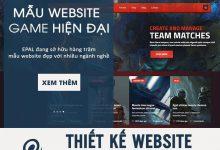 Photo of Mẫu Website Game Đẹp Và Chuyên Nghiệp
