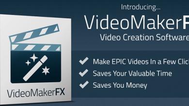 Hướng dẫn cài đặt phần mềm video maker fx