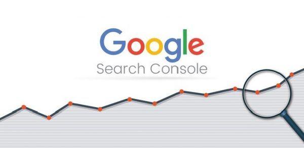 Công cụ google search console