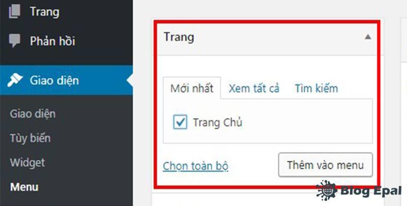 Huong-dan-tao-va-chinh-sua-menu-trong-website-wordpress-5
