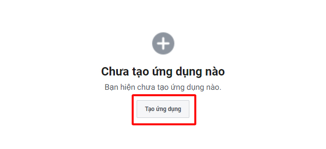 Tạo ứng dụng chat facebook
