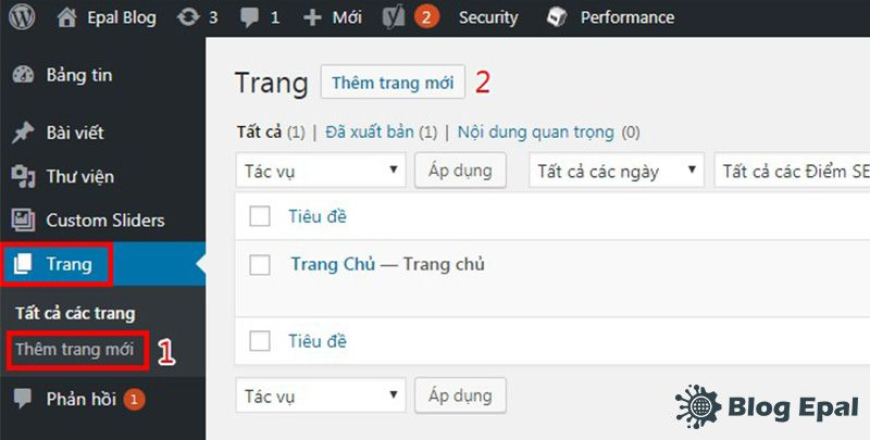 Tao-page-trong-website-wordpress