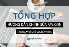 Photo of Hướng Dẫn Thay Đổi Favicon Cho Website Wordpress