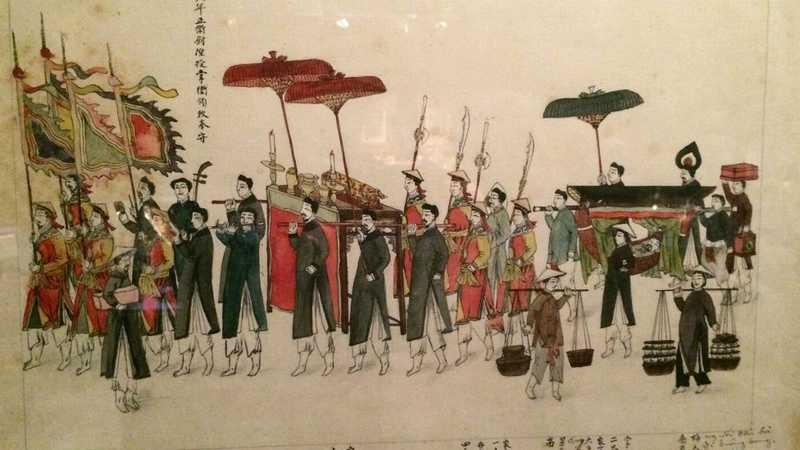 Triều Đại Phong Kiến