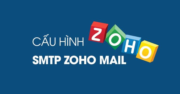 cấu hình máy chủ SMTP