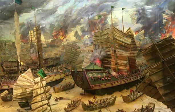 Cuộc chiến trên sông Bạch Đằng