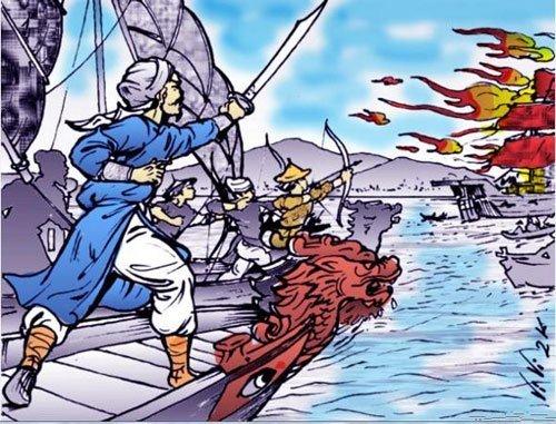 Cuộc kháng chiến chống quân xâm lược Mông - Nguyên