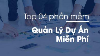 Photo of Top 04 phần mềm quản lý dự án miễn phí cho doanh nghiệp