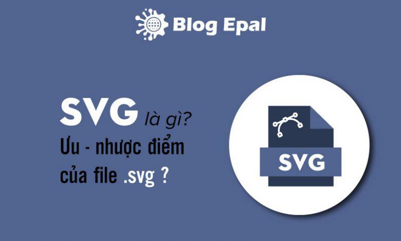 SVG-la-gi-Uu-nhuoc-diem