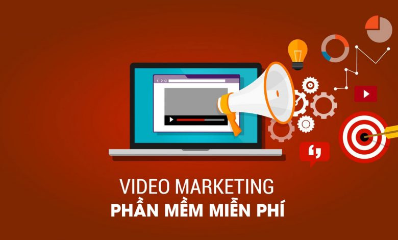 Phần mềm làm video Marketing miễn phí