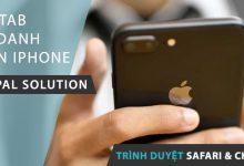 Photo of Hướng Dẫn Mở Tab Ẩn Danh Với Trình Duyệt Safari Và Chrome Trên iPhone