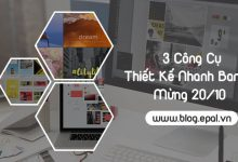 Photo of Top 3 Công Cụ Thiết Kế Nhanh Banner Mừng 20/10