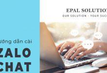 Photo of Hướng Dẫn Cài Chat Zalo Cho Website Wordpress