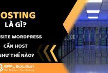 Photo of Hosting Là Gì? Website Wordpress Cần Host Như Thế Nào?