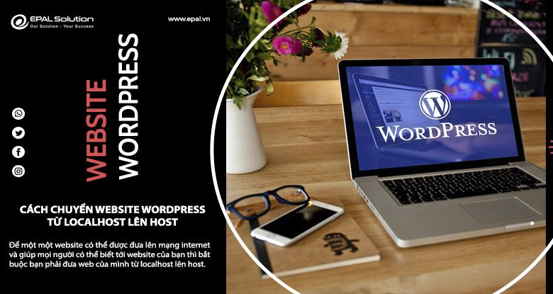 Cach Chuyen Website Wordpress Tu Localhost Len Host