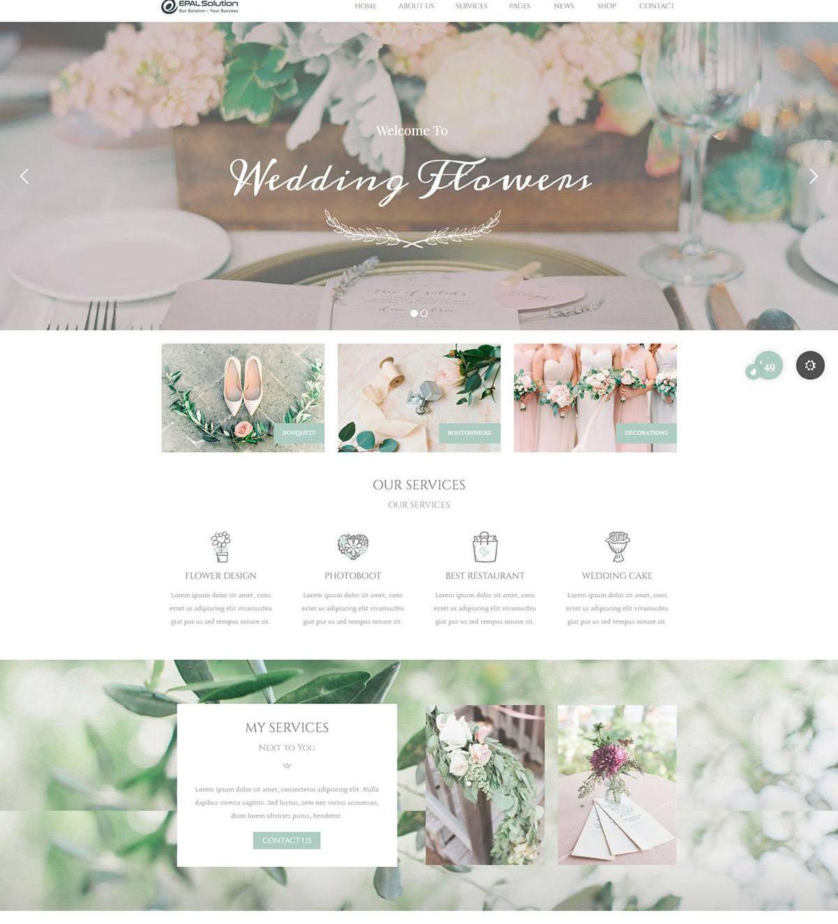 Lý do bạn cần phải thiết kế website cho Studio ảnh cưới
