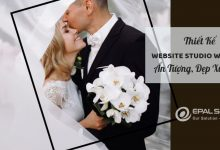 Photo of Thiết Kế Website Studio Wedding Ấn Tượng, Đẹp Xuất Sắc