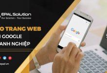 Photo of Cách Tạo Trang Web Với Google Doanh Nghiệp