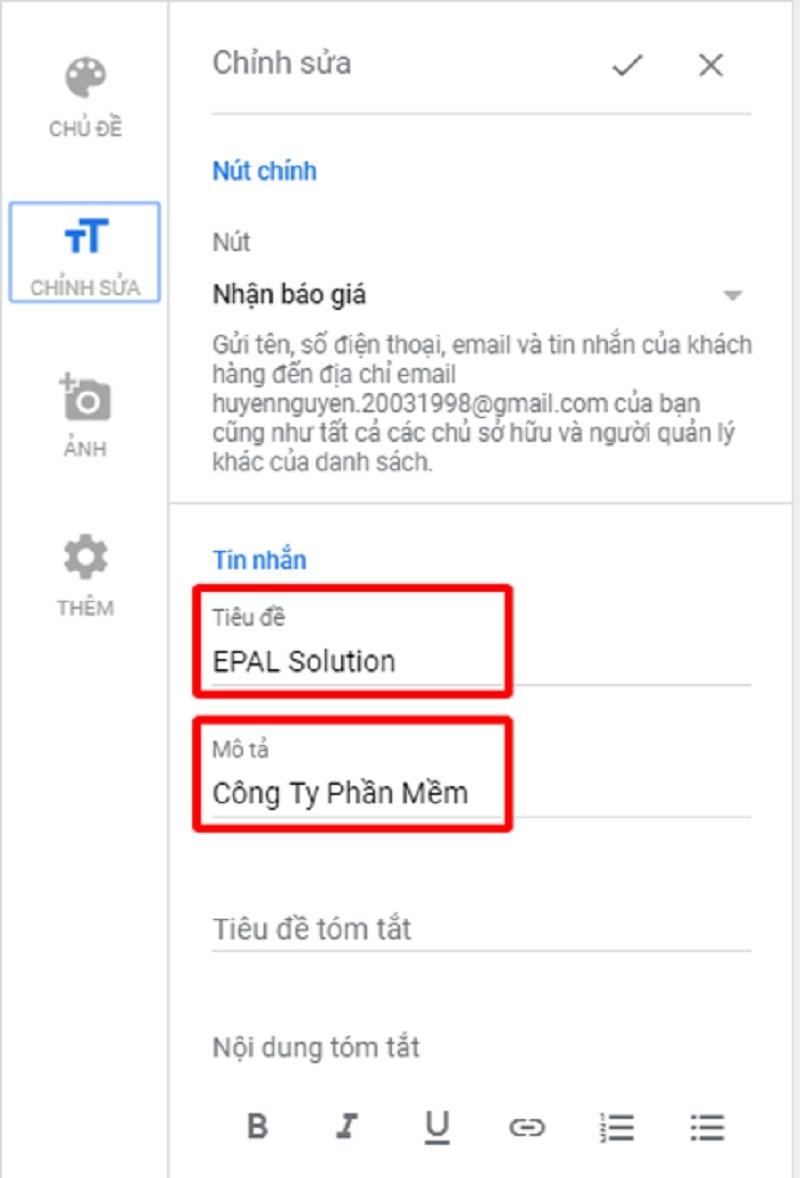 Tao Trang Web Voi Google Doanh Nghiep (6)